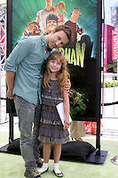 "LOS ANGELES - AUG 5:  Breckin Meyer arrives at the ""ParaNorman"" Premiere at Universal CityWalk on August 5, 2012 in Universal City, CA"