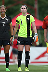 04 September 2015: Wake Forest's Lindsay Preston. The Wake Forest University Demon Deacons played the William & Mary University Tribe at Dail Soccer Field in Raleigh, NC in a 2015 NCAA Division I Women's Soccer game. The game ended in a 1-1 tie.
