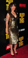 NEW YORK,NY November 014 : Katey Sagal attends as Open Road with Men's Fitness host the premiere of 'Bleed For This' at AMC Lincoln Square Theater on November 14, 2016 in New York City..@John Palmer / Media Punch