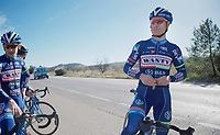 Antoine Demoiti&eacute; (BEL/Wanty-Groupe Gobert)<br /> <br /> Pro Cycling Team Wanty-Groupe Gobert <br /> <br /> Pre-season Training Camp january 2016