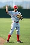 David Vidal - AZL Reds - 2010 Arizona League.Photo by:  Bill Mitchell/Four Seam Images..