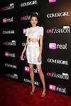 WINNER OF NAOMI CAMPBELL'S THE FACE DEVYN ABDULLAH ATTENDS BET AND CENTRIC PRESENTS THE FIRST ANNUAL BET ON FASHION PRESENTATION