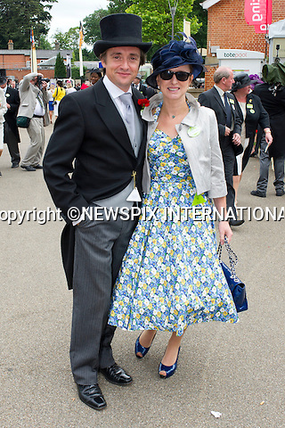 """ROYAL ASCOT 2011 DAY 2..Richard Hammond.  Royal Ascot_14/06/2011..Mandatory Photo Credit: ©Dias/Newspix International..**ALL FEES PAYABLE TO: """"NEWSPIX INTERNATIONAL""""**..PHOTO CREDIT MANDATORY!!: NEWSPIX INTERNATIONAL(Failure to credit will incur a surcharge of 100% of reproduction fees)..IMMEDIATE CONFIRMATION OF USAGE REQUIRED:.Newspix International, 31 Chinnery Hill, Bishop's Stortford, ENGLAND CM23 3PS.Tel:+441279 324672  ; Fax: +441279656877.Mobile:  0777568 1153.e-mail: info@newspixinternational.co.uk"""