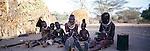 Turkana family manyatta   Northern Turkana, Kenya