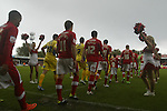 Crawley Town 3 Bury 2, 13/10/2012. Broadfield Stadium, League One. Photo by Tony Davis.