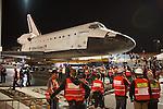 Space Shuttle Endeavour Final Journey through LA