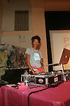 DJ Tyger Lilly Spinning at Teen Diaries Presents: Project Butterfly New York Hosted by Keri Hilson,  9/24/11