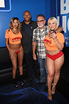 Grand Opening of Hoops Cabaret and Sports Bar in New York City