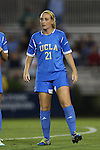 06 September 2013: UCLA's Megan Oyster. The University of North Carolina Tar Heels played the University of California Los Angeles Bruins at Koskinen Stadium in Durham, NC in a 2013 NCAA Division I Women's Soccer match. UNC won the game 1-0.