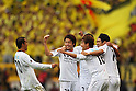 Kashiwa Reysol Team Group (Reysol), December 3, 2011 - Football : 2011 J.LEAGUE Division 1, 34th Sec match between Urawa Red Diamonds 1-3 Kashiwa Reysol at Saitama Stadium 2002, Saitama, Japan. (Photo by Daiju Kitamura/AFLO SPORT) [1045]
