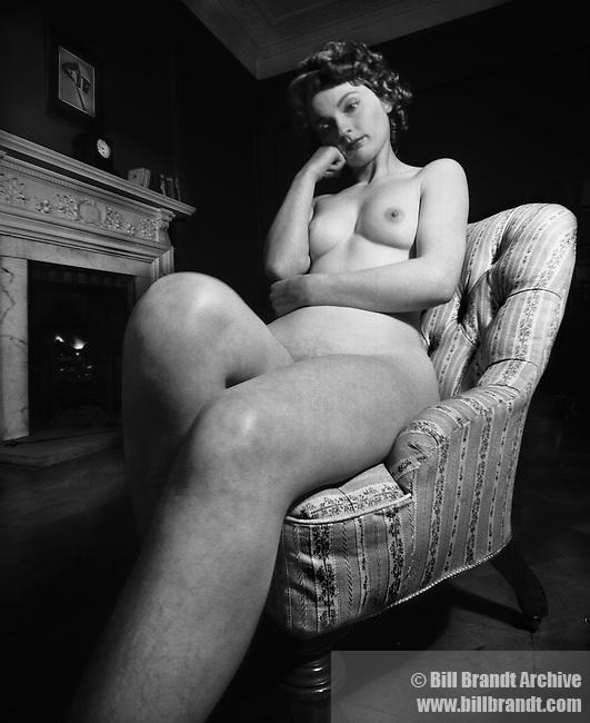 Nude,  1953.