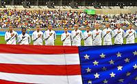 USWNT vs France, August 6, 2016