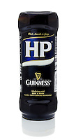HP Guinness Flavoured Brown Sauce - Jan 2013.