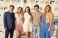 FORT LAUDERDALE FL - NOVEMBER 11: Jamison Stern, Bianca Matthews, Bailee Madison, Mia Matthews, Mavrick Moreno<br /> at the South Florida premiere of Annabelle Hooper And The Ghosts Of Nantucket during the Fort Lauderdale International Film Festival at the Savor Cinema on November 11, 2016 in Fort Lauderdale, Florida. Credit: mpi04/MediaPunch