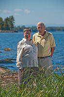 20110817 Helen and John Newton