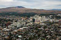 aerial photograph Reno, Nevada