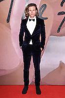 Dougie Poynter at the Fashion Awards 2016 at the Royal Albert Hall, London. December 5, 2016<br /> Picture: Steve Vas/Featureflash/SilverHub 0208 004 5359/ 07711 972644 Editors@silverhubmedia.com