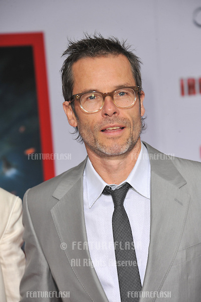 """Guy Pearce at the Los Angeles premiere of his movie """"Iron Man 3"""" at the El Capitan Theatre, Hollywood..April 24, 2013  Los Angeles, CA.Picture: Paul Smith / Featureflash"""