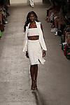 Daisy Fuentes Spring/Summer 2014 Fashion Show Held at Eybeam, NY