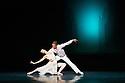 Mariinsky Ballet presents CINDERELLA as part of the Edinburgh International Festival. Picture shows: Igor Kolb (Prince) and Diana Vishneva (Cinderella).