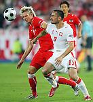 EM Fotos Fussball UEFA Europameisterschaft 2008: Oesterreich - Polen