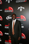 The Wire Actor Gbenga Akinnagbe Attends ESPN The Magazine Presents the 10th Annual Pre-Draft Party Held at The IAC Building, NY 4/24/13