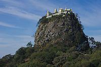 Myanmar - Mount Popa