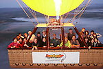 20100525 MAY 25 CAIRNS HOT AIR BALLOONING