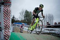 Sven Nys (BEL/Crelan-AAdrinks)<br /> <br /> Jaarmarktcross Niel 2015  Elite Men &amp; U23 race