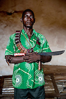 Central African Republic: Opposing Fighters