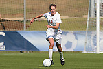 04 November 2009: Florida State's Becky Edwards. The Florida State University Seminoles defeated the Duke University Blue Devils 2-0 at Koka Booth Stadium in WakeMed Soccer Park in Cary, North Carolina in an Atlantic Coast Conference Women's Soccer Tournament Quarterfinal game.