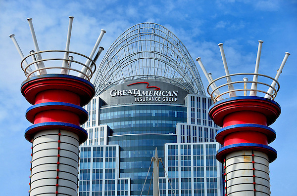 Great american insurance building and ball park for Great american builders
