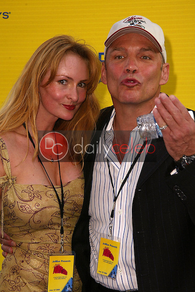 Melanie Good and Patrick Kilpatrick<br />