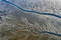 Wattenmeer im Winter: EUROPA, DEUTSCHLAND, SCHLESWIG- HOLSTEIN,  (GERMANY), 28.01.2011: Wattenmeer im Winter