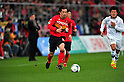 Naoshi Nakamura (Grampus), MARCH 10, 2012 - Football /Soccer : 2012 J.LEAGUE Division 1 ,1st sec match between Nagoya Grampus 1-0 Shimizu S-Pulse at Toyota Stadium, Aichi, Japan. (Photo by Jun Tsukida/AFLO SPORT) [0003]
