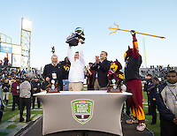 2012 Kraft Bowl, Navy vs Arizona State, Saturday, December 29, 2012