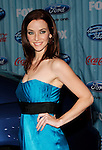 Annie Wersching at the American Idol Top 12 Party at AREA on March 5, 2009 in Los Angeles, California...Photo by Chris Walter/Photofeatures.