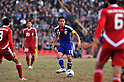 Makoto Hasebe (JPN), NOVEMBER 11, 2011 - Football / Soccer : 2014 FIFA World Cup Asian Qualifiers Third round Group C match between Tajikistan 0-4 Japan at Central Stadium in Dushanbe, Tajikistan. (Photo by Jinten Sawada/AFLO)