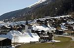 Ritzingen in the Swiss alps- close to the Furkapass, Oberwald, Switzerland.