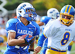 Los Altos Eagles beat Santa Clara  49-19