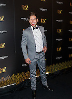 LAS VEGAS, NV - July 12, 2016: ***HOUSE COVERAGE*** Nick Petris pictured as BAZ  -Star Crossed Love Opening Night arrivals at The Palazzo Theater at The Palazzo Las Vegas in Las vegas, NV on July 12, 2016. Credit: Erik Kabik Photography/ MediaPunch