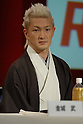 Sido Nakamura attends a press conference Wednesday during a promotion for their new film &quot;Red Cliff.&quot; It opens Nov 1 after its debut at the Tokyo International Film Festival in October.  6 August, 2008. (Taro Fujimoto/JapanToday/Nippon News)