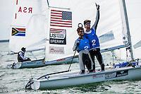 Sailing World Cup Miami presented by Sunbrella Day 6