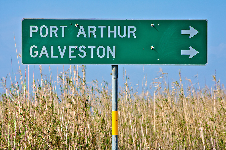 To Port Arthur Or Galveston, TX (3/09)