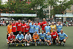 THE STEVE NASH FOUNDATION SHOWDOWN 6TH EDITION IN NEW YORK CITY SPONORED BY MAJOR LEAGUE SOCCER, JAWBONE, LANDMARK'S SUNSHINE CINEMA, KAPPA USA, JETBLUE, VITA COCO, WAT-AAH!, ESPN NEW YORK, TIME WARNER CABLE, UNDER ARMOUR AND PHEBE'S TAVERN & GRILL