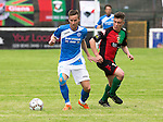 Glentoran v St Johnstone&hellip;. 09.07.16  The Oval, Belfast  Pre-Season Friendly<br />