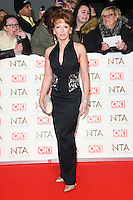 Bonnie Langford at the National TV Awards 2017 held at the O2 Arena, Greenwich, London. <br /> 25th January  2017<br /> Picture: Steve Vas/Featureflash/SilverHub 0208 004 5359 sales@silverhubmedia.com