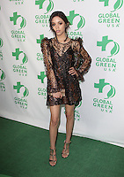 Hollywood, CA - February 22: Jenna Ortega, At 14th Annual Global Green Pre Oscar Party, At TAO Hollywood In California on February 22, 2017. Credit: Faye Sadou/MediaPunch
