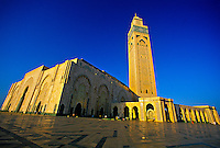 Grande Mosquee d'Hassan II, Casablanca, Morocco