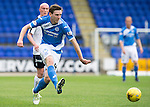 St Johnstone v Falkirk&hellip;23.07.16  McDiarmid Park, Perth. Betfred Cup<br />Blair Alston<br />Picture by Graeme Hart.<br />Copyright Perthshire Picture Agency<br />Tel: 01738 623350  Mobile: 07990 594431